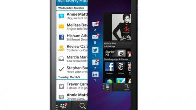 Vài thủ thuật khi lướt web trên Browser của Blackberry 10
