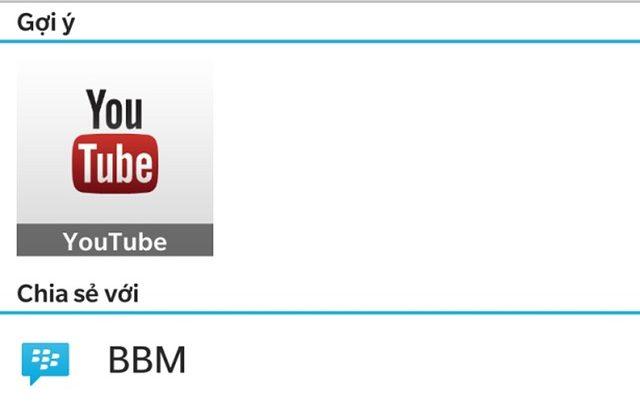 Thủ thuật HonVietBIZ | Hướng dẫn upload video lên YouTube bằng bb10
