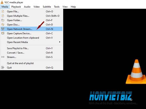 Thủ thuật HonVietBIZ | Hướng dẫn mở và download file M3u8